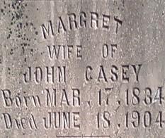 Margaret <i>Hill</i> Casey