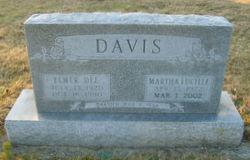 Elmer Dee Davis