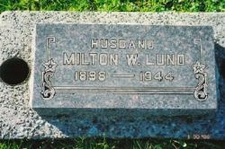 Milton Walter Bud Lund