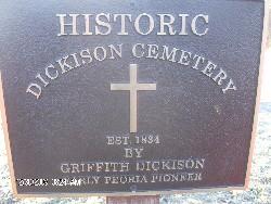 Dickison Cemetery