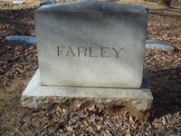 Nancy Elizabeth Nannie Farley
