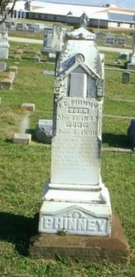 Isaac Clark Phinney
