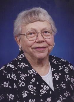 Ethel May <i>Baxter</i> Belote