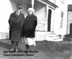 Clara J <i>Campbell</i> Baker