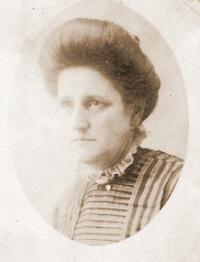 Martha Ellen <i>Parker</i> Arnold