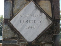 Sparkman Cemetery
