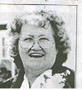 Mavis Nadine <i>Littrell</i> Adams