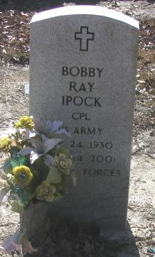 Bobby Ray Ipock