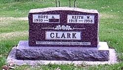 Hope Adelaide <i>Haining</i> Clark
