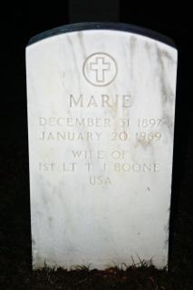 Marie Boone