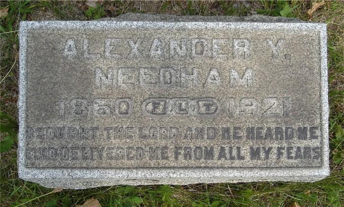 Needham, Alexander Young