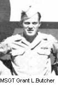 Sgt Grant L Butcher