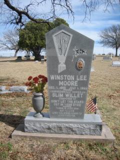 Winston Lee Moore
