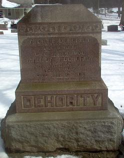 Matilda Jane <i>Cross</i> Dehority