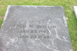 Fred Norman Quillin