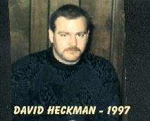 David Alan Heckman