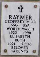 Geoffrey Marvin Raymer, Jr