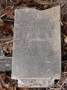 Annie A. Howell