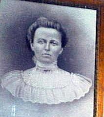 Lucy Ann Thomas <i>Robertson</i> Bray