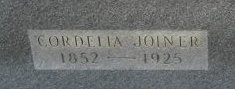 Cordelia Joiner Campbell