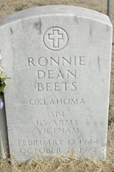 Spec Ronnie D. Beets
