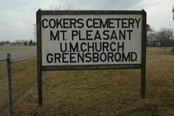 Cokers Cemetery