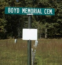 Boyd Memorial Cemetery