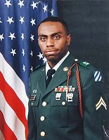 Sgt Stevon A. Booker