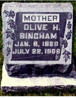 Olive Hovey <i>Freeman</i> Bingham