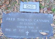 Fred Thomas Cannon