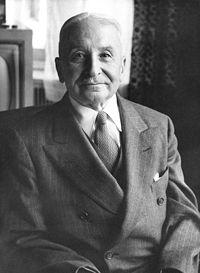 Ludwig Heinrich Edler Von Mises