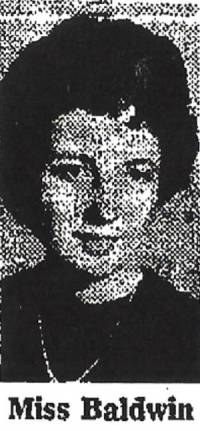 Freda Baldwin