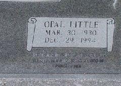 Opal <i>Little</i> Crissey