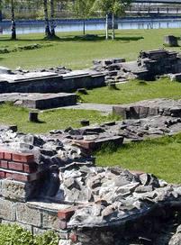 Mariekirkens ruin