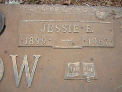 Jessie Ella <i>Tedford</i> Crow