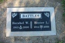 Hester Lorene <i>Whitaker</i> Battles