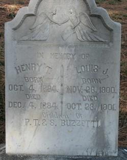 Henry T. Buzzetti
