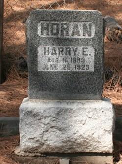 Harry E. Horan