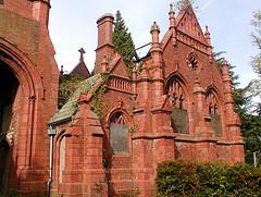 Birmingham Brandwood End Cemetery