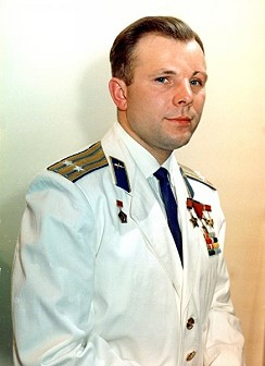 Yuri Alexeevich Gagarin