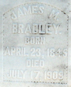 James Madison Bradley