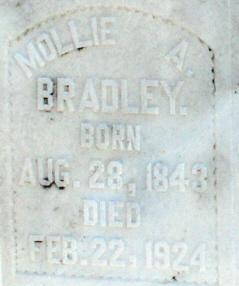Mary Arlene Mollie <i>Locklin</i> Bradley