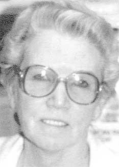 Margaret J. Mugs Adams