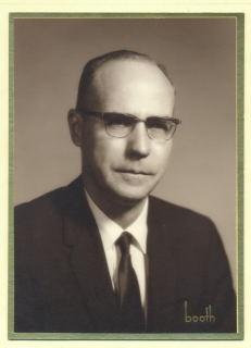 Frederick Allan Booth