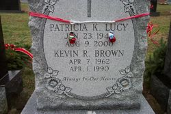 Patricia K. <i>Lucy</i> Brown