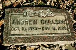 Andrew Carlson