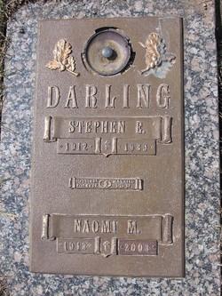 Naomi <i>Barlow</i> Darling