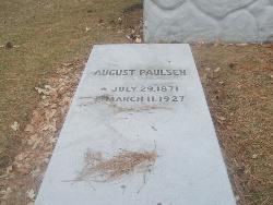 August Paulsen