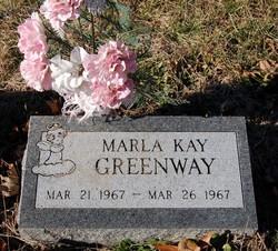 Marla Kay Greenway