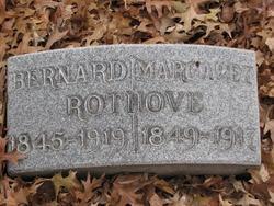 Margaret E. <i>Schepers</i> Rothove